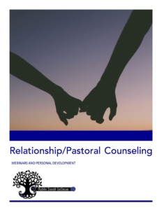 Relationship/Pastoral Counselling GTA interfaith